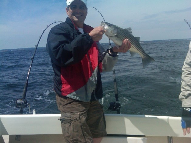 Chesapeake bay fishing charter weekly report 5 10 5 16 for Chesapeake fishing report