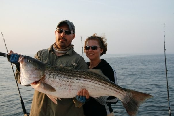 Chesapeake bay fishing charters for Striper fishing chesapeake bay
