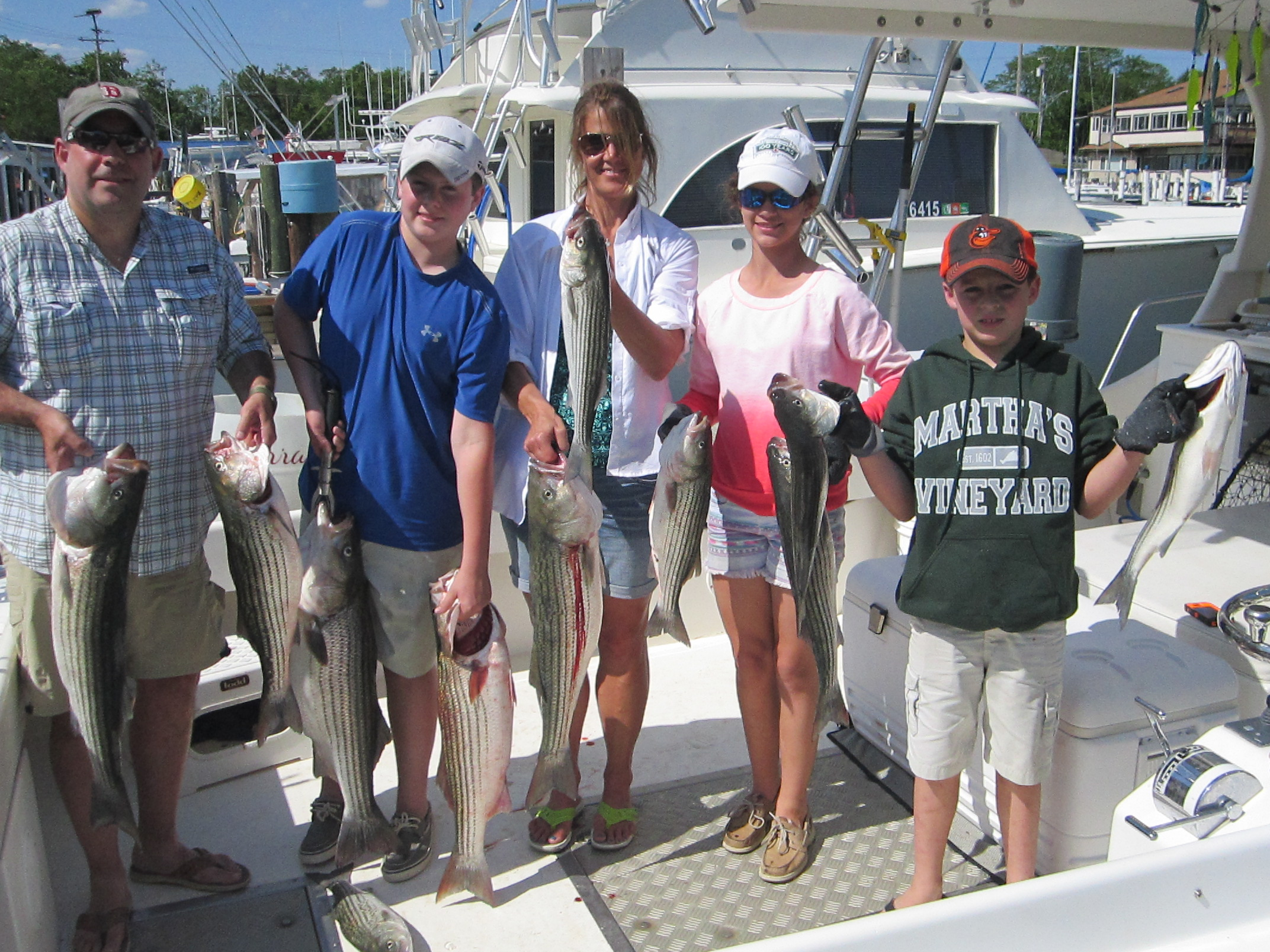 Chesapeake bay fishing charter 004 for Chesapeake fishing report