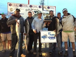 2015 Fish for the cure victory