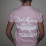 Pink Shirt Back
